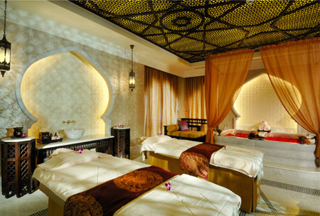 Anantara Spa Massage at the Emirates Palace