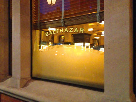 Balthazar, Covent Garden