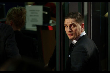 Leading man, Tom Hardy