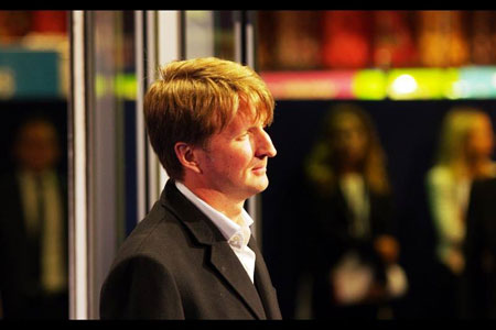 Tom Hooper (Les Miserables, The Damned United and The King's Speech)