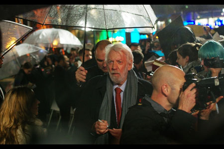 Eternal, Donald Sutherland