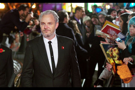 'I am Legend', 'Constantine' and Hunger Games Director, Francis Lawrence