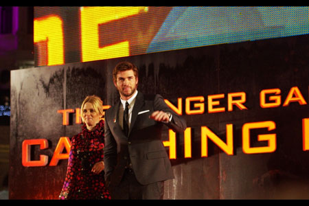 Hot on the heels of big brother Chris -  Liam Hemsworth