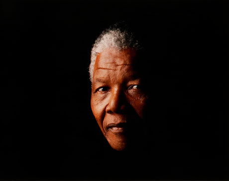 Nelson Mandela London 1990 Medium: Limited edition photograph Size: Available in 100x100cm & 81x50cm Price: Please Enquire An iconic photograph of Nelson Mandela by photographer Greg Bartley.