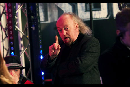 Bill Bailey at Robocop premiere