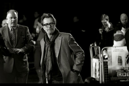 A million miles from Bermondsey, Gary Oldman