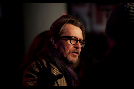 Gary Oldman looking stately
