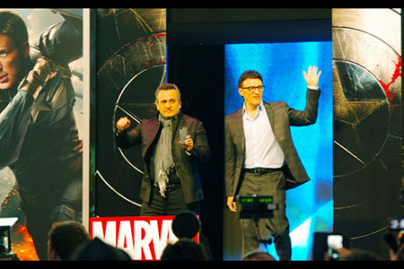 The Directors, the Russo brothers