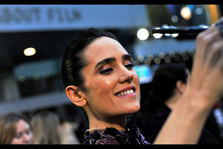 Glowing; Jennifer Connelly
