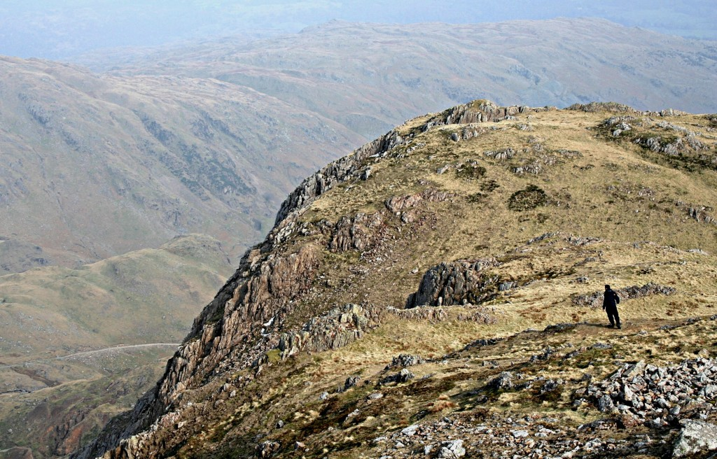 Old Man of Coniston descent