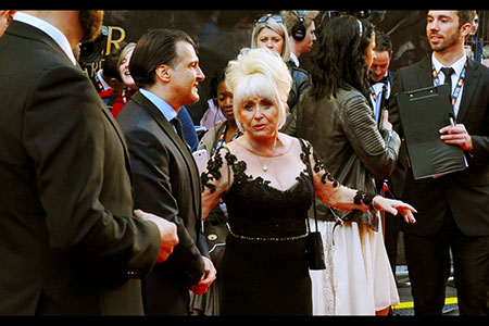 Barbara Windsor catches our eye