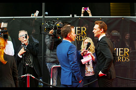 The ITV interview with Tom Hiddleston