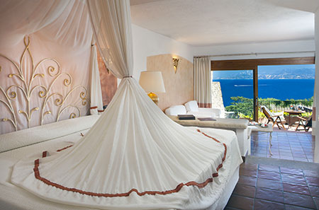 Hotel Capo d'Orso, Executive suite, Sardinia