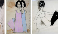 Art Fashion Illustration sale ondon
