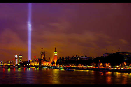 spectra lights out 100 years WW1
