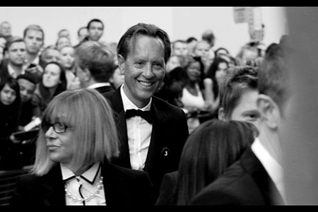 GQ Awards 2014 Royal Opera House Richard E Grant