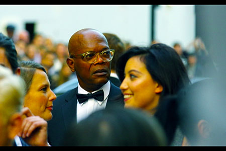 GQ Awards 2014 Royal Opera House Samuel L Jackson