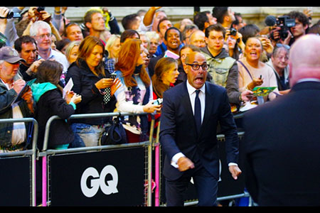 GQ Awards 2014 Stanley Tucci