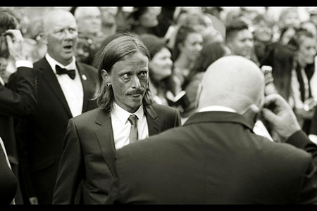 GQ Awards 2014 Royal Opera House Mackenzie Crook