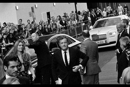 GQ Awards 2014 Royal Opera House Piers Morgan