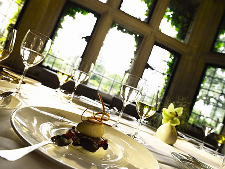 A work of art, Belmond Le Manoir Aux Quat'Saisons
