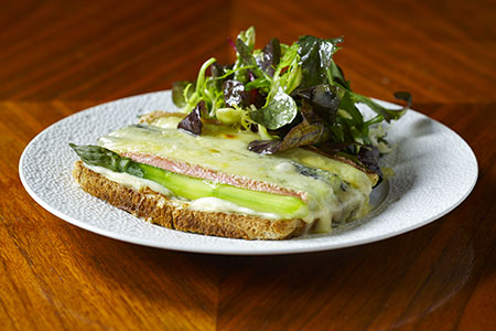 Morbier-and-Asparagus-Croque-Monsieur