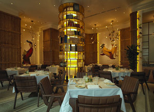 Ristorante Frescobaldi, Mayfair, London
