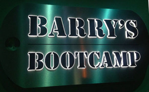 Barry's Bootcamp Euston London