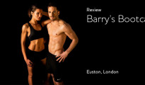 Barry's Bootcamp fitness
