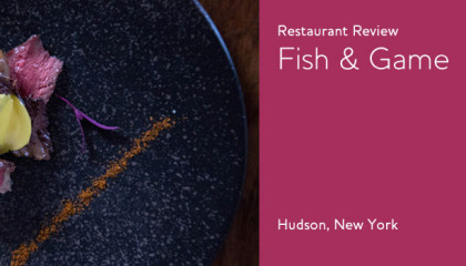 Fish & Game, Hudson, New York