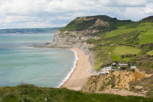 Dorset cliffs