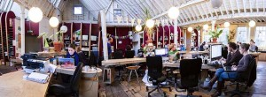 London desk space sole trader