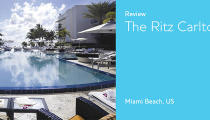 Ritz Carlton, Miami Beach
