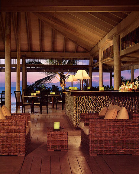 Carlisle Bay, Antigua, dining