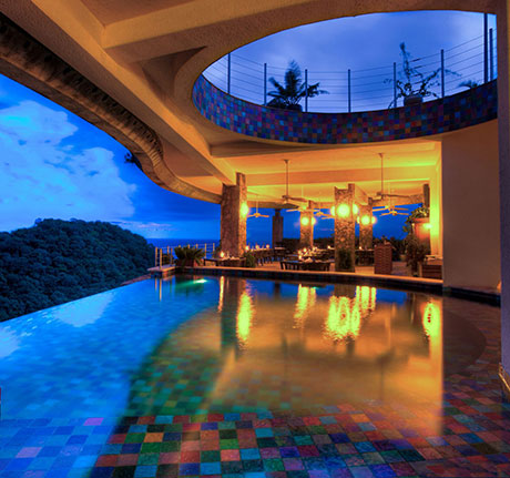 Nick Troubetzkoy's Anse Chastanet and Jade Mountain St Lucia