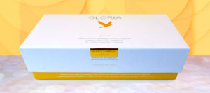 Gloria Kennedy London. Edition 1. Luxury Perfumed Candles