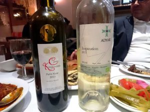 The Cedar Lebanese wines