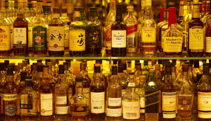 Whisky Socials at The Athenaeum every last friday