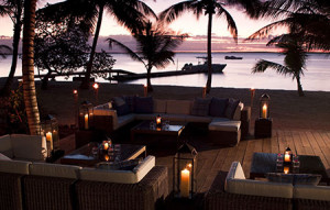 Tiamo Resort, evening