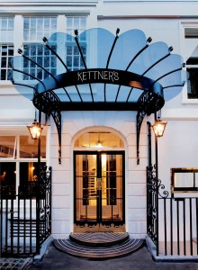 Kettner's restaurant soho london