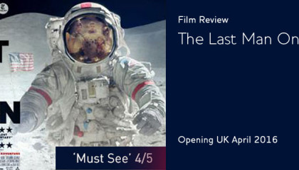 The Last Man on the Moon 2014 USA / 2016 UK, Documentary, Eugene Cernan